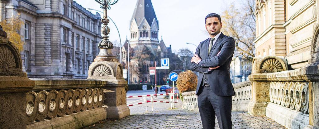 Rechtsanwalt Nawied Haschimzada